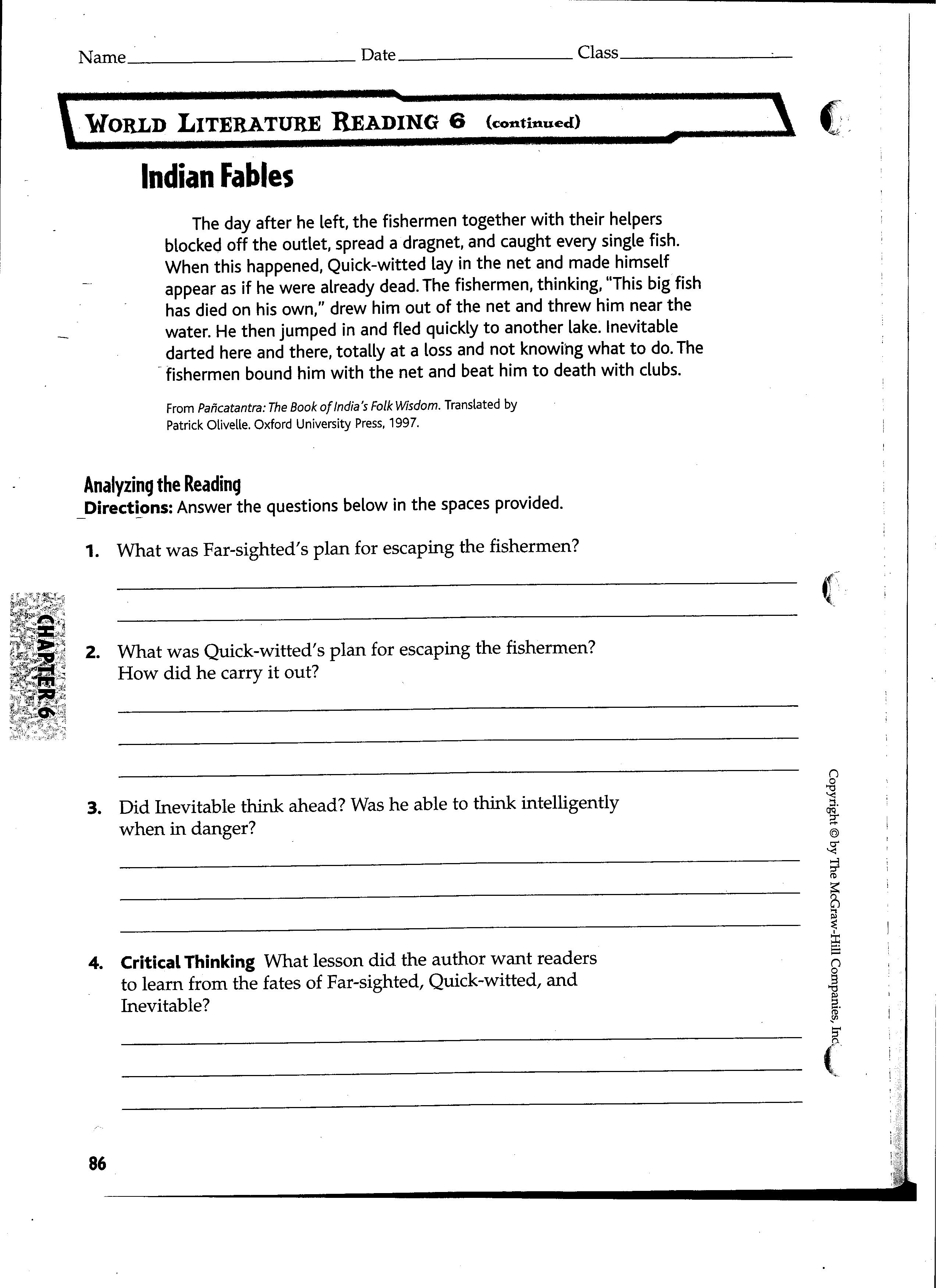 worksheet Fables Worksheets caste system worksheet free worksheets library download and japan feudal society scanned by camscanner camscanner